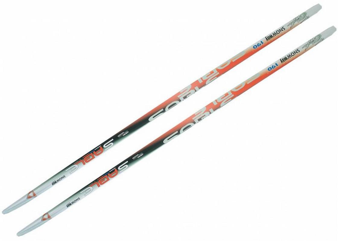 Купить Лыжи беговые STC Sable Wax Snowway,