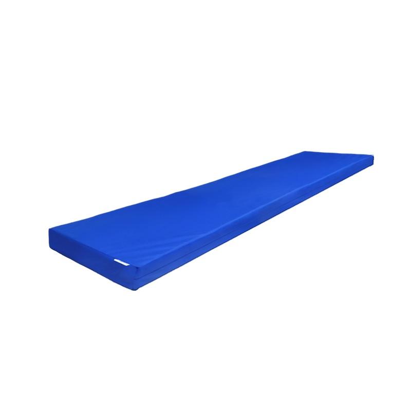 Купить Мат гимнастический 200х50х10 оксфорд складной в 2 сложения (ппу) Dinamika ZSO-001313,