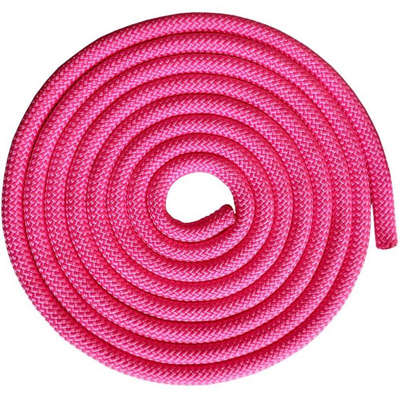 Купить Скакалка для художественной гимнастики 3 м Pro SKG10-01 розовый, NoBrand