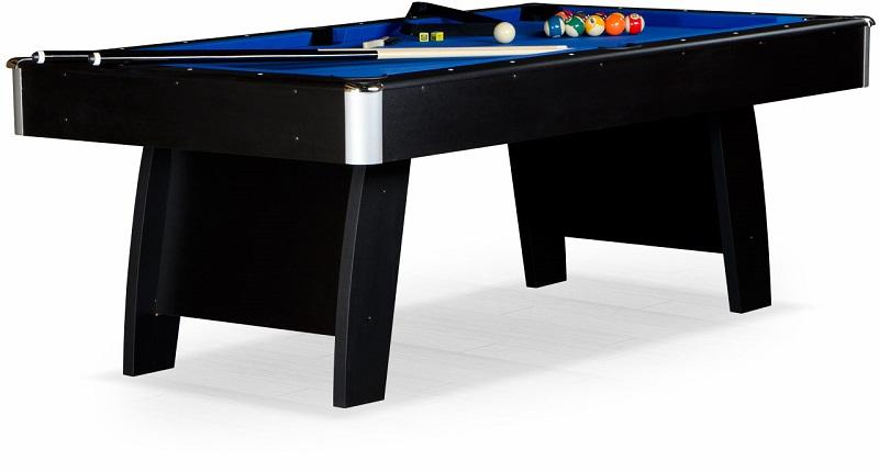 Бильярдный стол Weekend Billiard Riga 8 ф черный