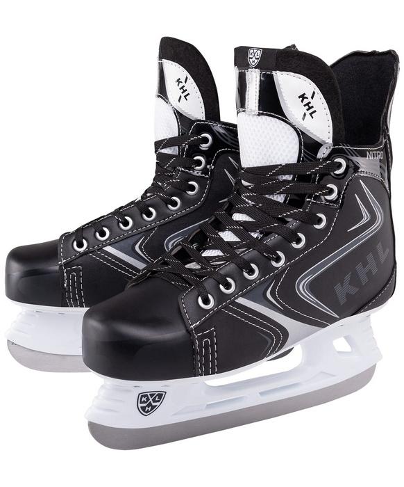 Купить Коньки хоккейные КХЛ Nitro x2.0,