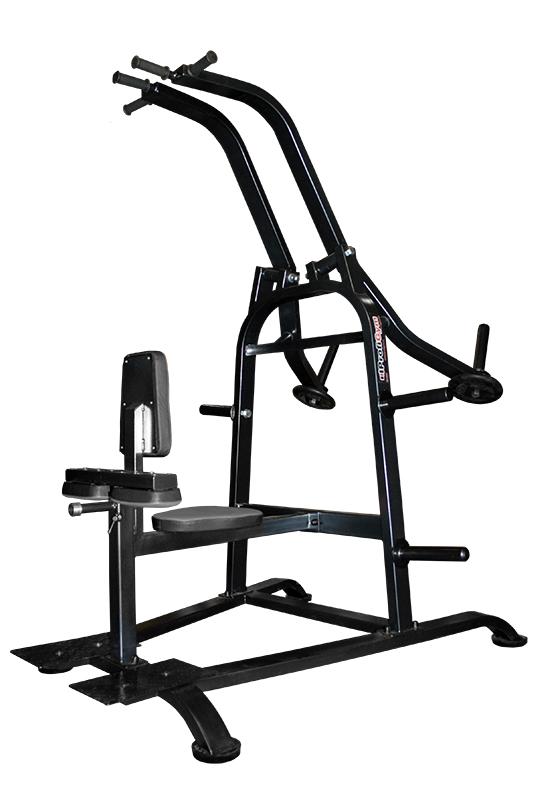Купить Хаммер для спины вертикальный ProfiGym ТДХ-0110-DE (Classic),