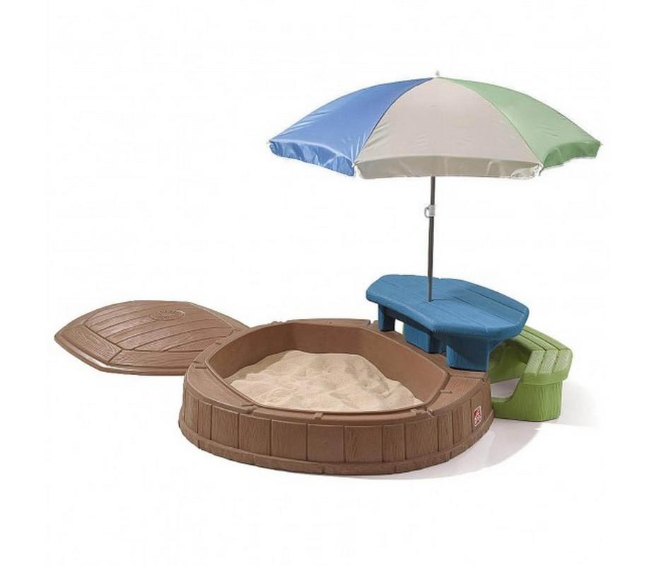Купить Песочница со столиком Step2 843700, Step-2