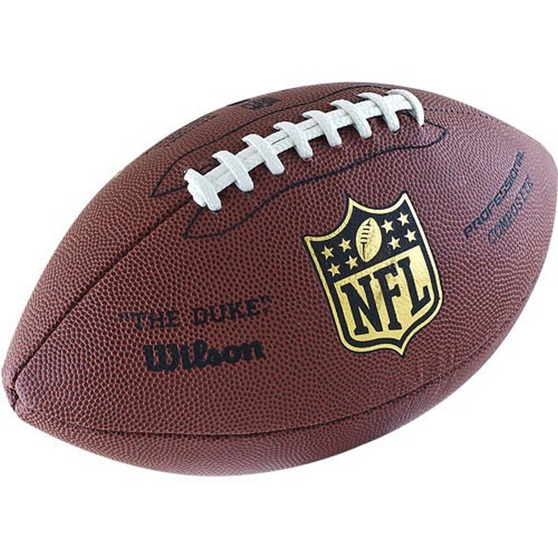 Мяч для американского футбола Wilson Duke Replica WTF1825 от Дом Спорта
