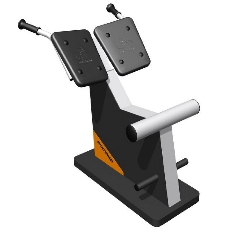 Купить Тренажер для спины наклонный Romana 207.04.02,
