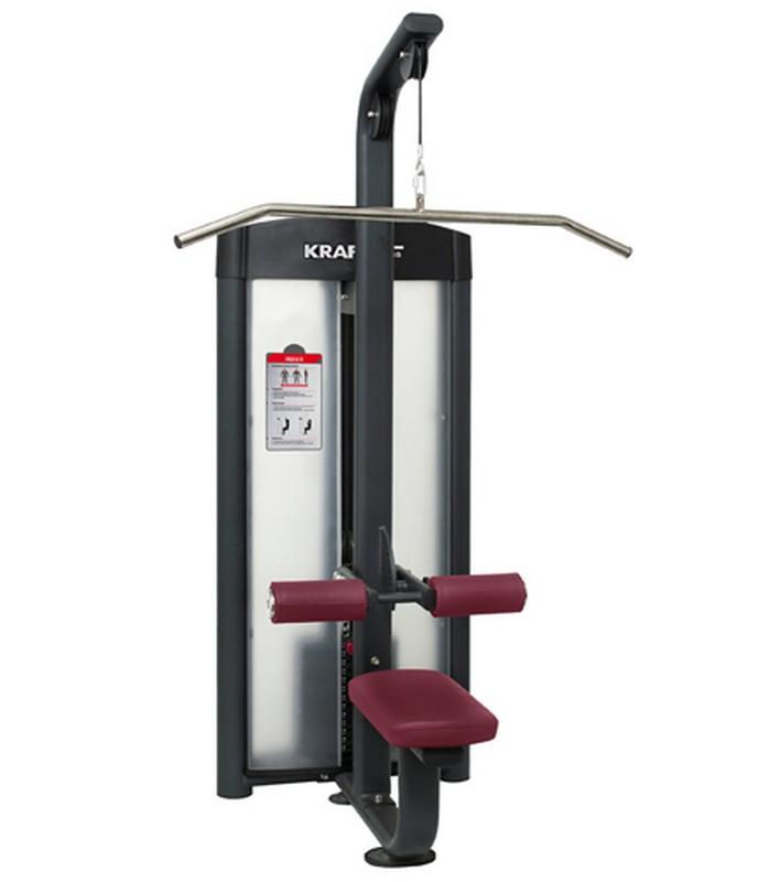 Тяга сверху Kraft Fitness KFLP регулируемая скамья kraft fitness kffiuby