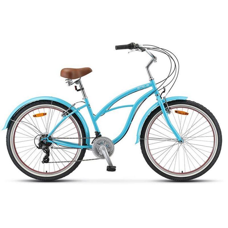 Купить Велосипед Stels Navigator 150 Lady V010 Синий (LU093097) 34073,