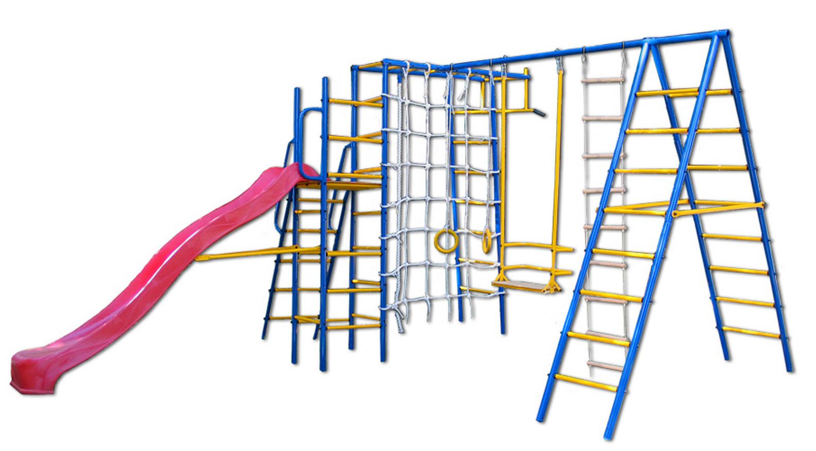 Детская игровая площадка Kampfer Total Playground от Дом Спорта