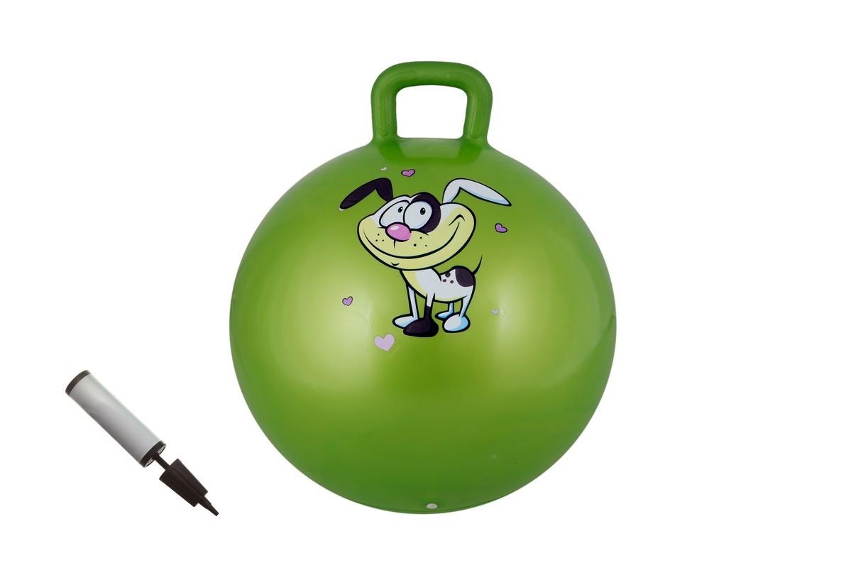 Набор 45 см (мяч с ручкой + насос) Body Form BF-CHBP01 аппарат для приготовления попкорна мяч 1259293