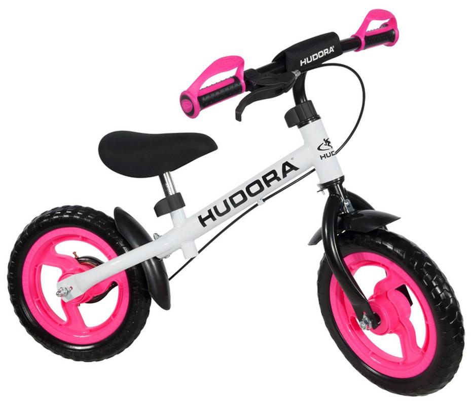Беговел Hudora Laufrad Ratzfratz Pink
