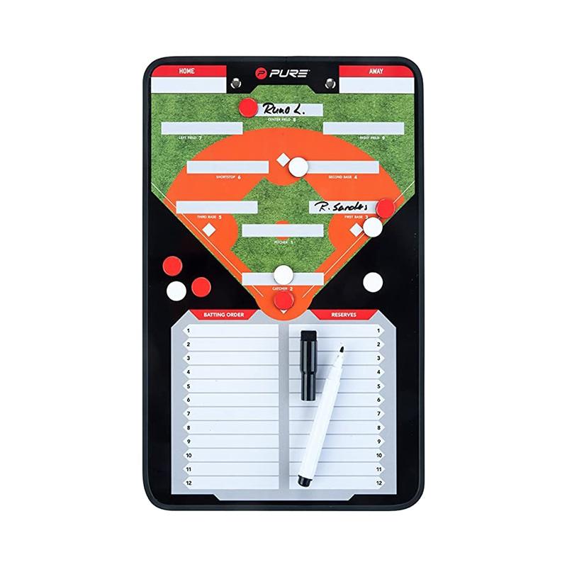 Доска тренерская бейсбольная Pure2Improve Coachboard Baseball P2I100610
