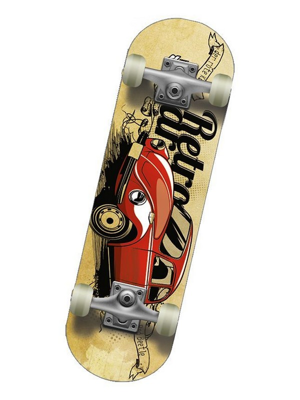 Скейтборд СК SC Beetle JR Mini-board