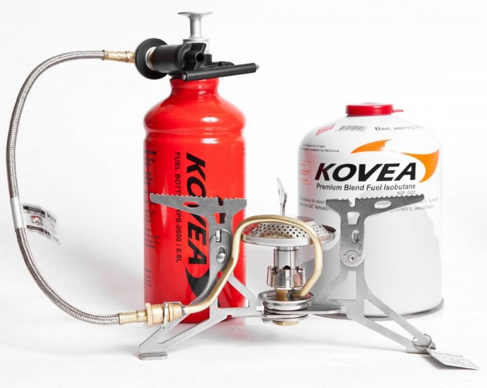 Горелка мультитопливная Kovea Dual Max Stove KB-N0810 газ-бензин