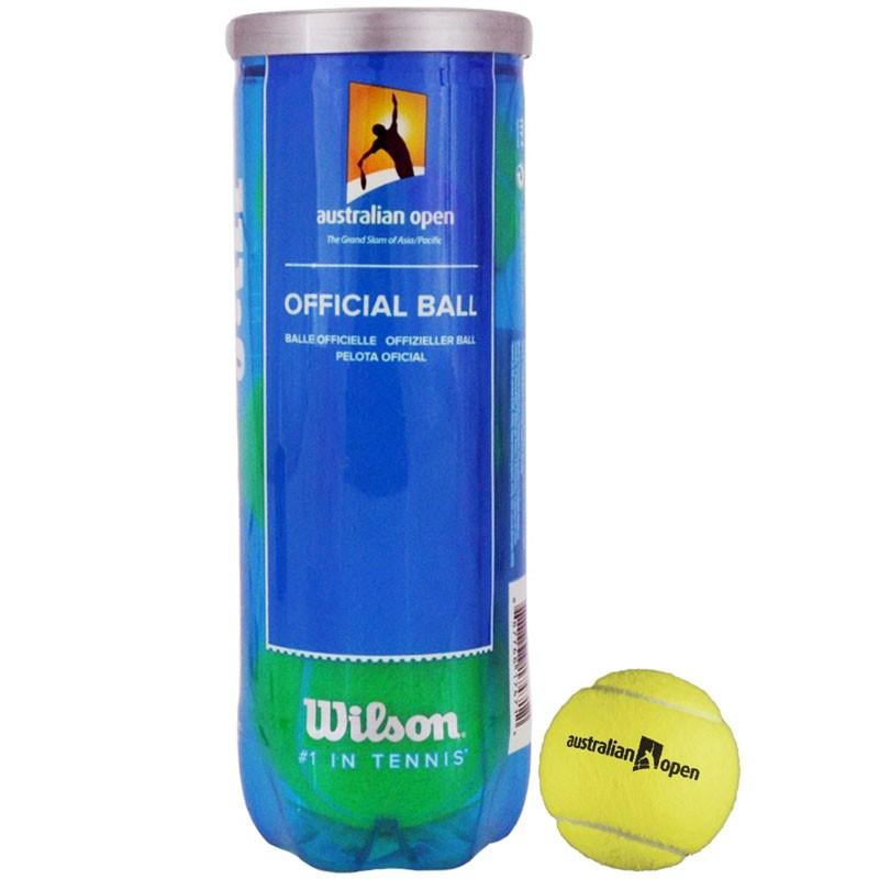 все цены на  Мяч теннисный Wilson Australian Open  онлайн