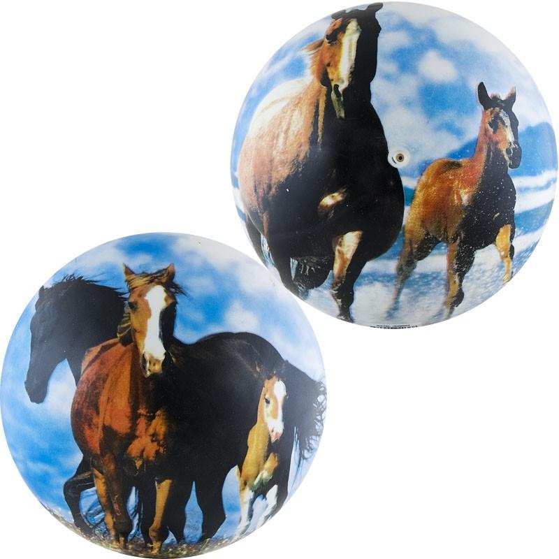 Мяч детский Лошадки Innovative R549003