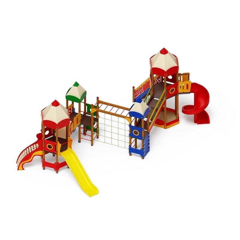 Купить Детский игровой комплекс Карандаши МАФ896х771х500 см ДИК2606, МАФ