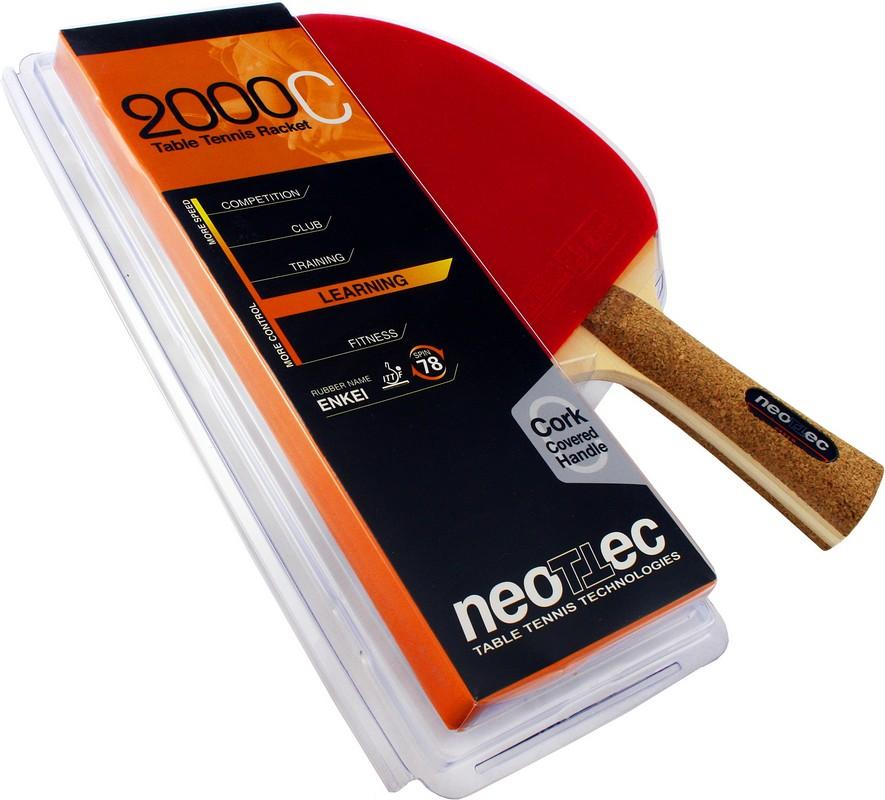 Ракетка Neottec 2000C FL ракетка neottec 2000c fl