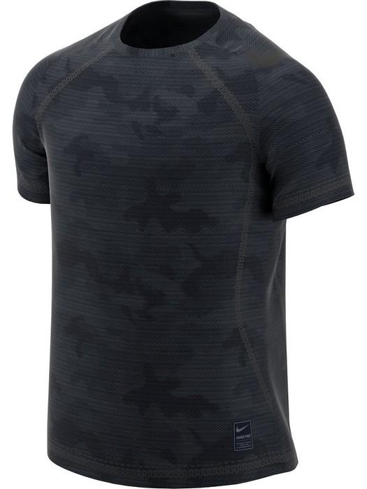Майка мужская Nike M NP HPRCL Top SS FTTD Camo 888291-010