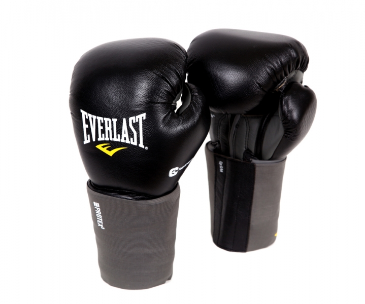 Купить Перчатки снарядные Everlast Protex3,