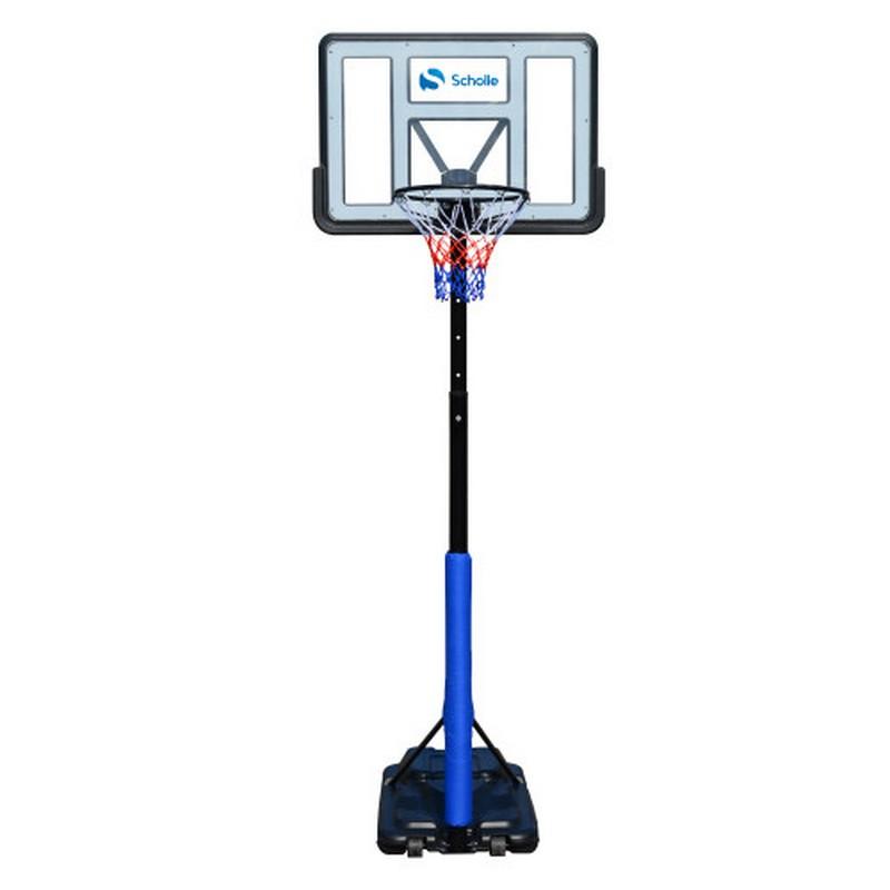 Купить Мобильная баскетбольная стойка Scholle S021A,