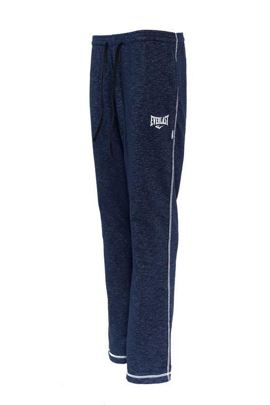 Брюки Everlast Gym RE0023 NAV синие брюки спортивные everlast everlast ev001embumx3