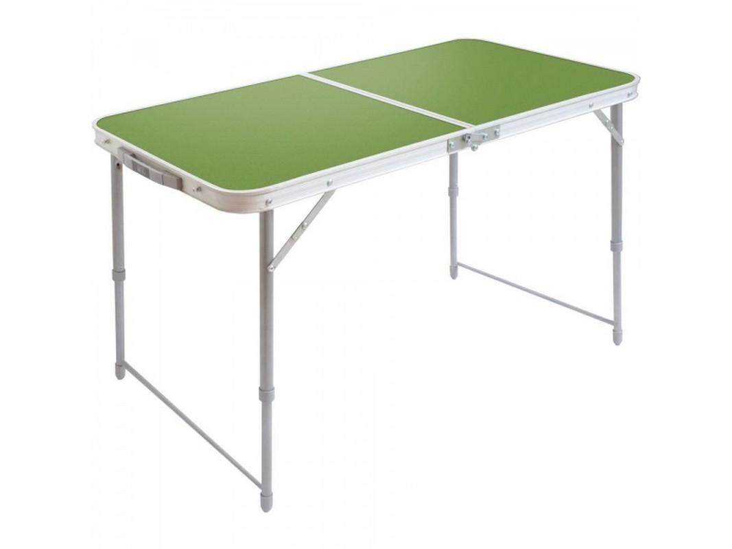 Стол складной Ника водостойкий пластик, 100x50 cм ника складной стол са1 алина ника красный