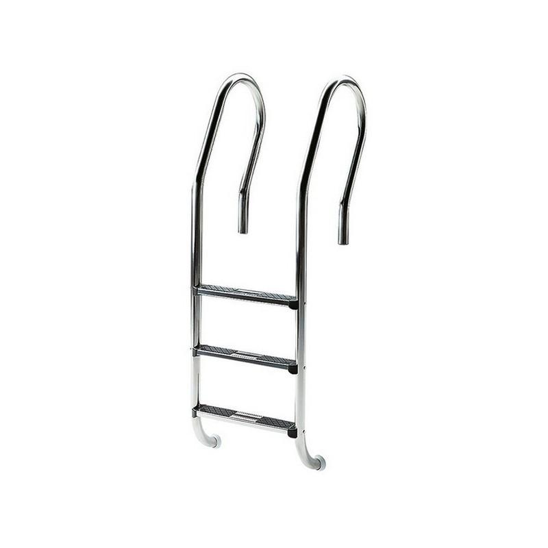 Купить Лестница Fiberpool MXI 3.D -MIXTA AISI304, 3 ступени 3.C/YEMX043,