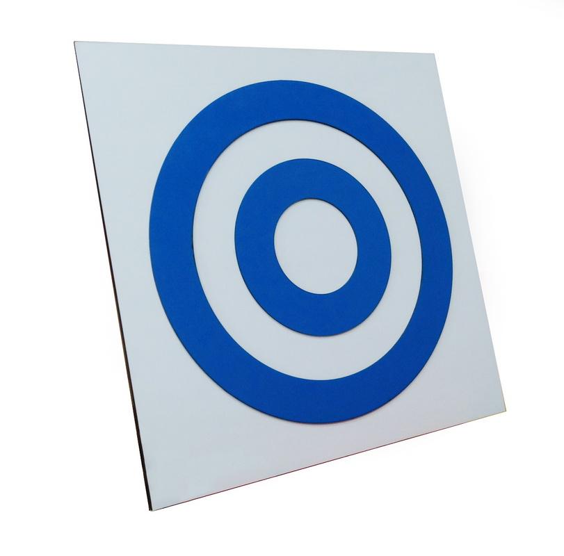 Купить Мишень-щит для бросания мяча Dinamika ZSO-002312,
