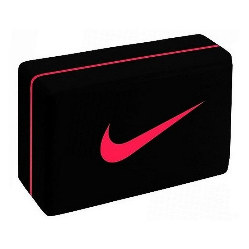 Блок для йоги Nike Essential Yoga Block Black/LT Crimson