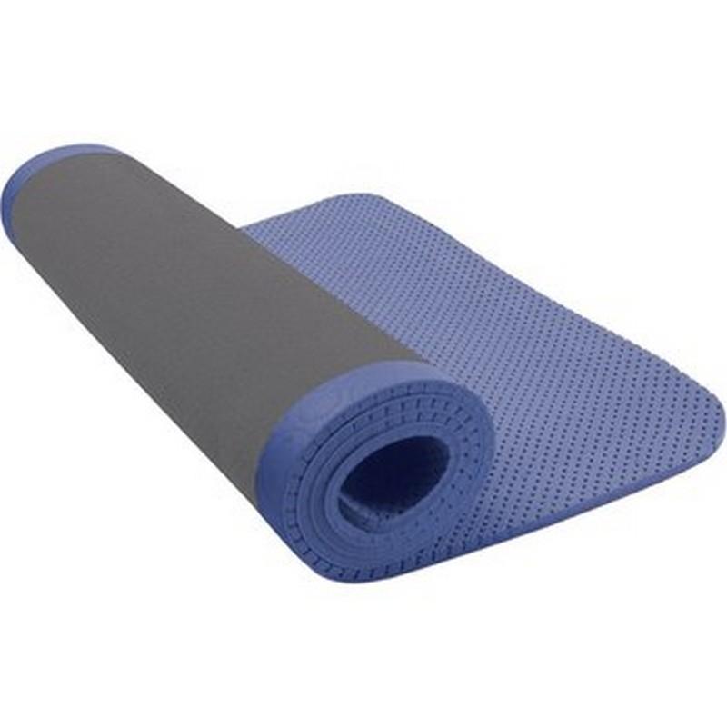 Коврик для йоги Nike Ultimate Pilates Mat 8mm Osfm Cool Grey/Polar/Cool Grey