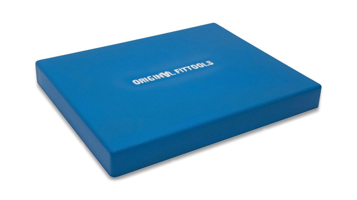 Балансировочный мат полиуретановый (50х40х5 см) Original Fit.Tools FT-BCPU-B