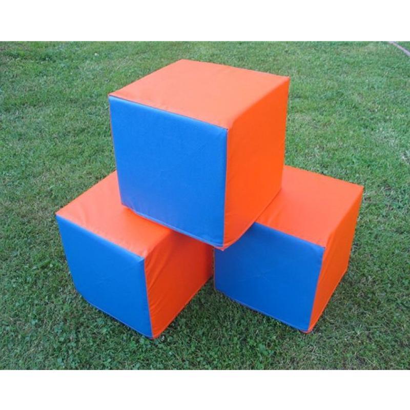 Купить Мягкий куб 30х30х30см, NoBrand