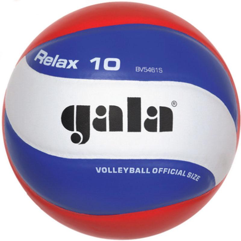 Волейбольный мяч Relax Gala BV5461S волейбольный мяч pro line gala bv5121s