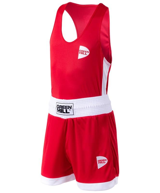 Форма для бокса Green Hill BSI-3805 Interlock, детская, красный от Дом Спорта