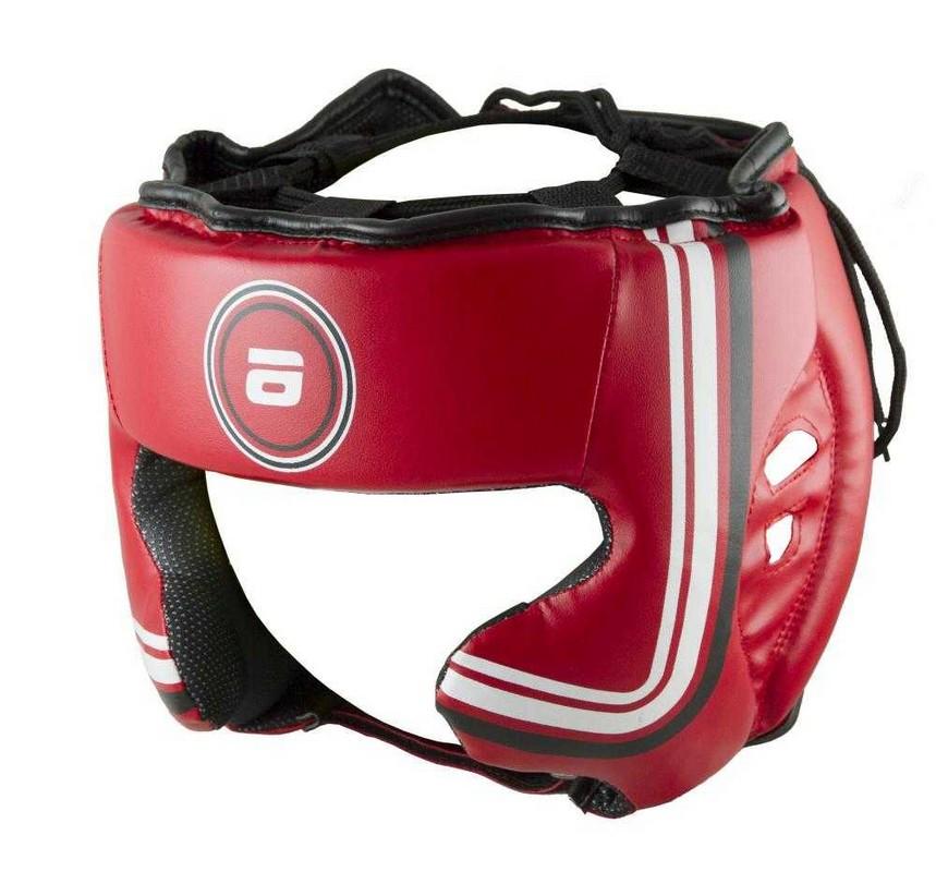 Купить Шлем боксерский Atemi LTB-16320 красный,