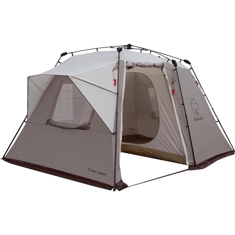 Палатка 4-м Greenell Трим 4 квик