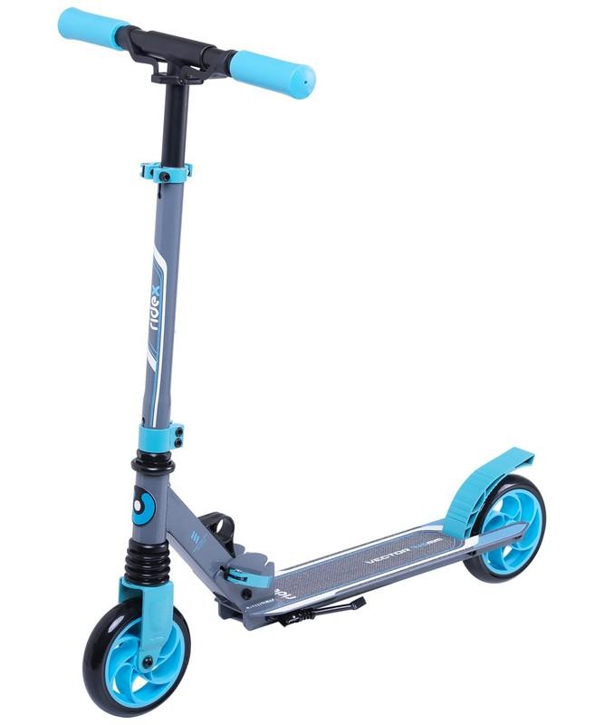Купить Самокат 2-х колесный Ridex Vector 145 мм, синий,