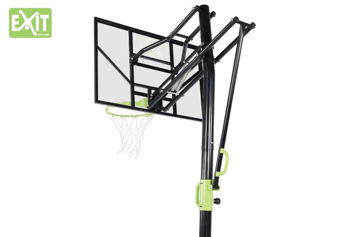 Неподвижная баскетбольная система Exit 80050
