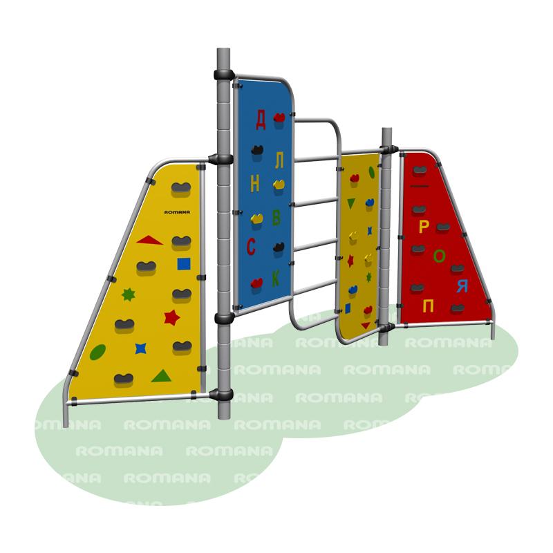 Купить Спортивный комплекс Romana 401.02.00, Детские спортивные комплексы, площадки
