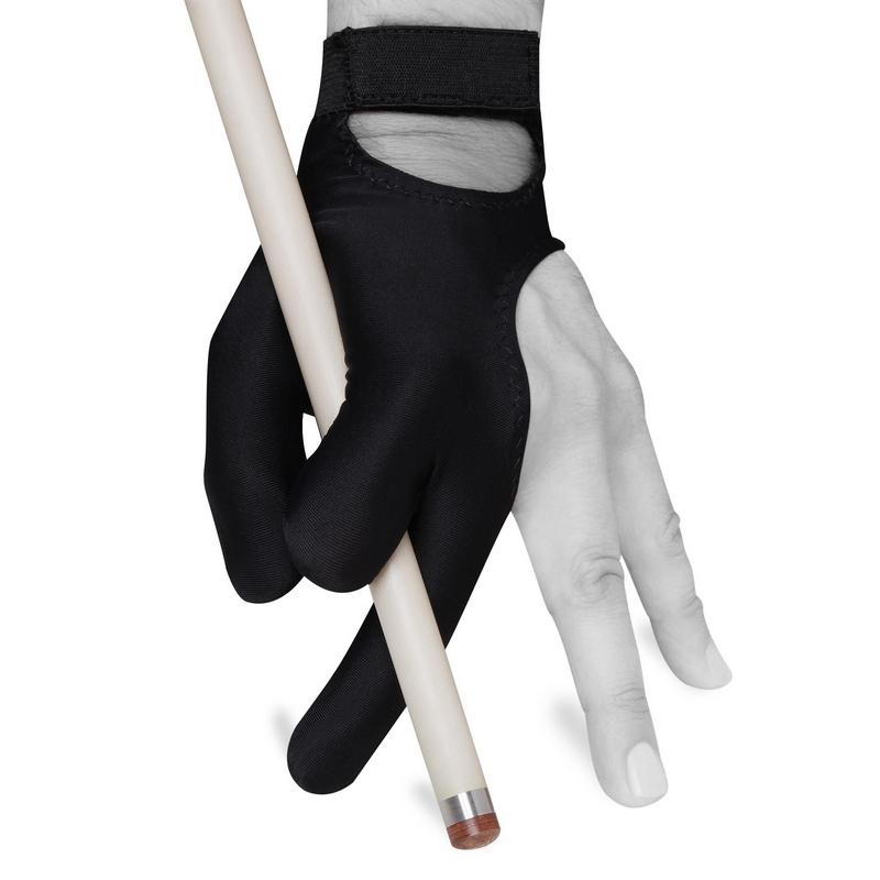 Перчатка Fortuna Classic Velcro черная M/L
