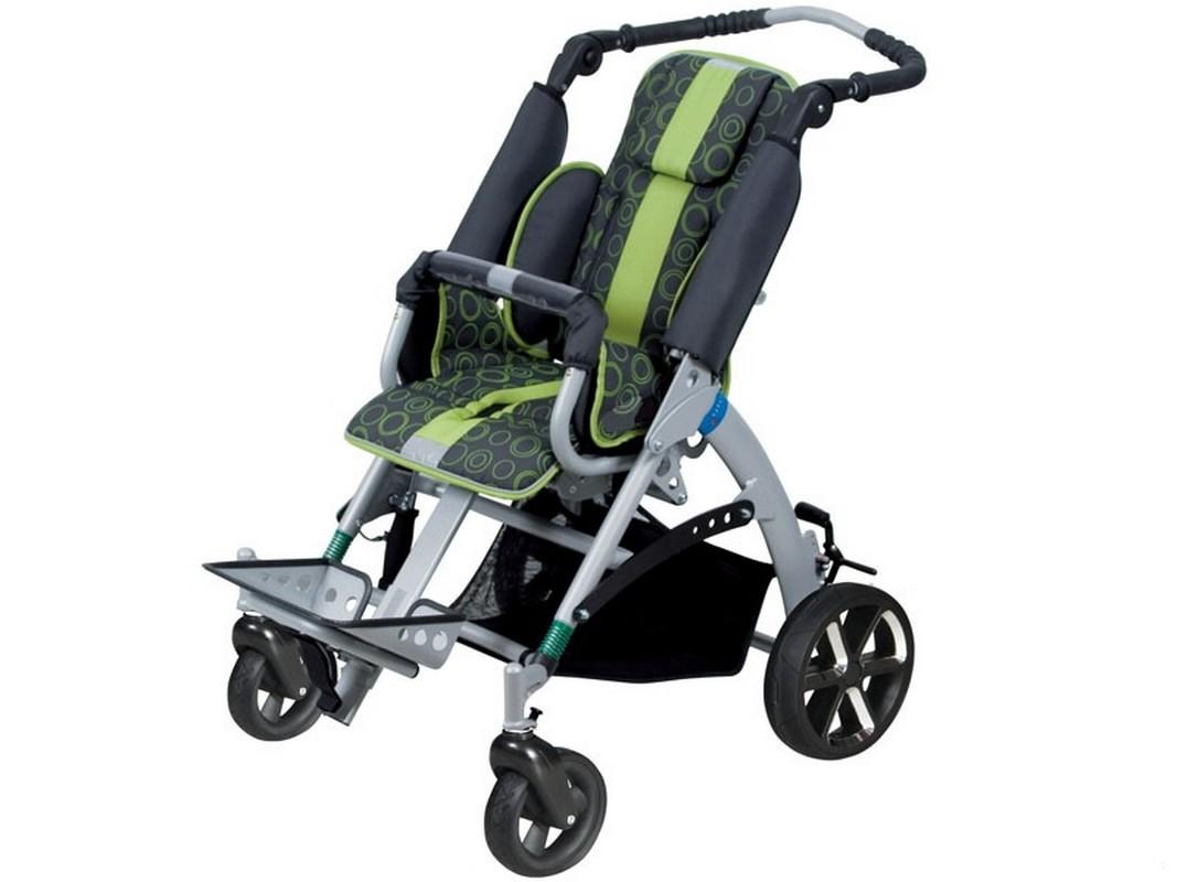 Кресло-коляска детская Titan Deutschland Gmbh LY-710-TOM5 Clipper mini (ширина сиденья 22-28см)