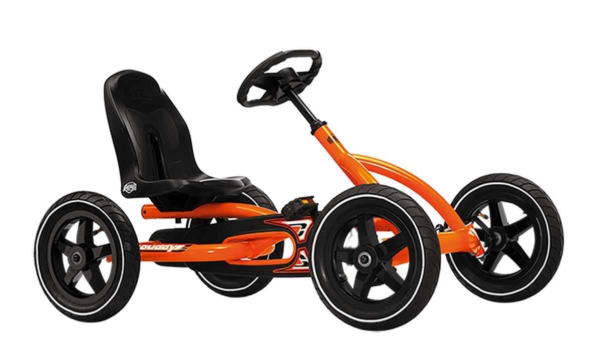 Купить Веломобиль детский Berg Buddy Orange 24.20.60,
