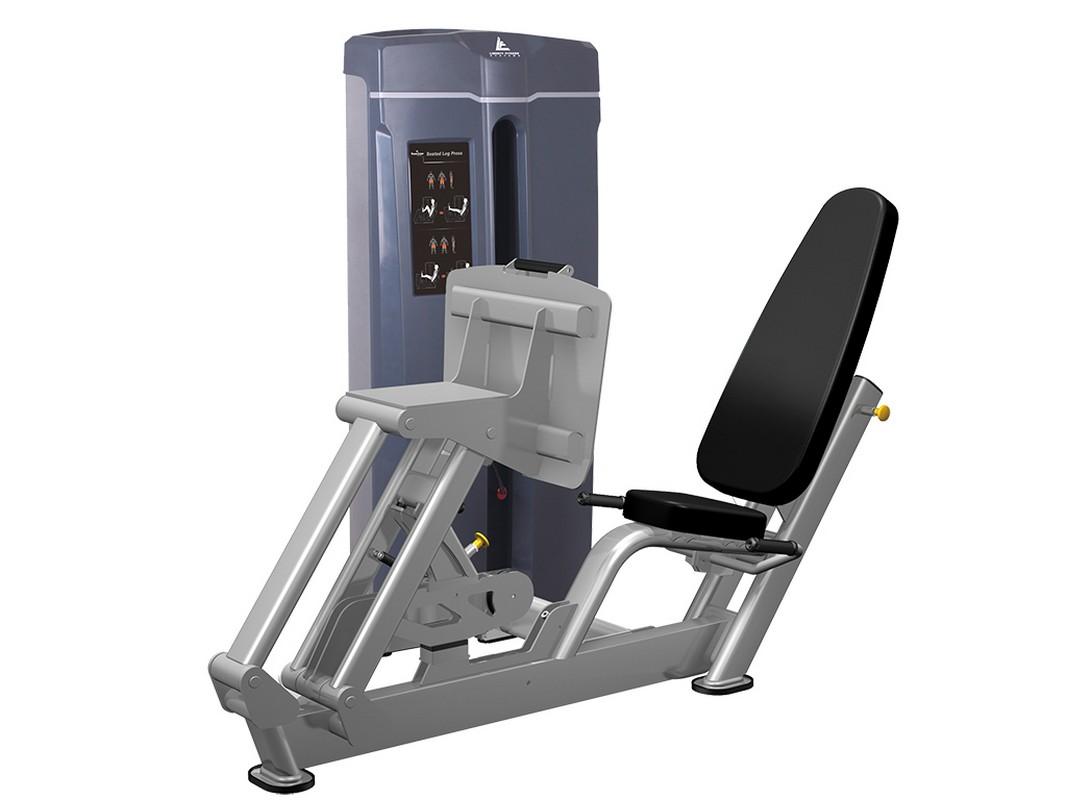 Жим ногами, икроножные Kraft Fitness KFWLPC регулируемая скамья kraft fitness kffiuby