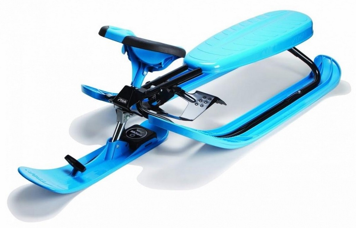 Снегокат Stiga Snowracer Color Pro Blue