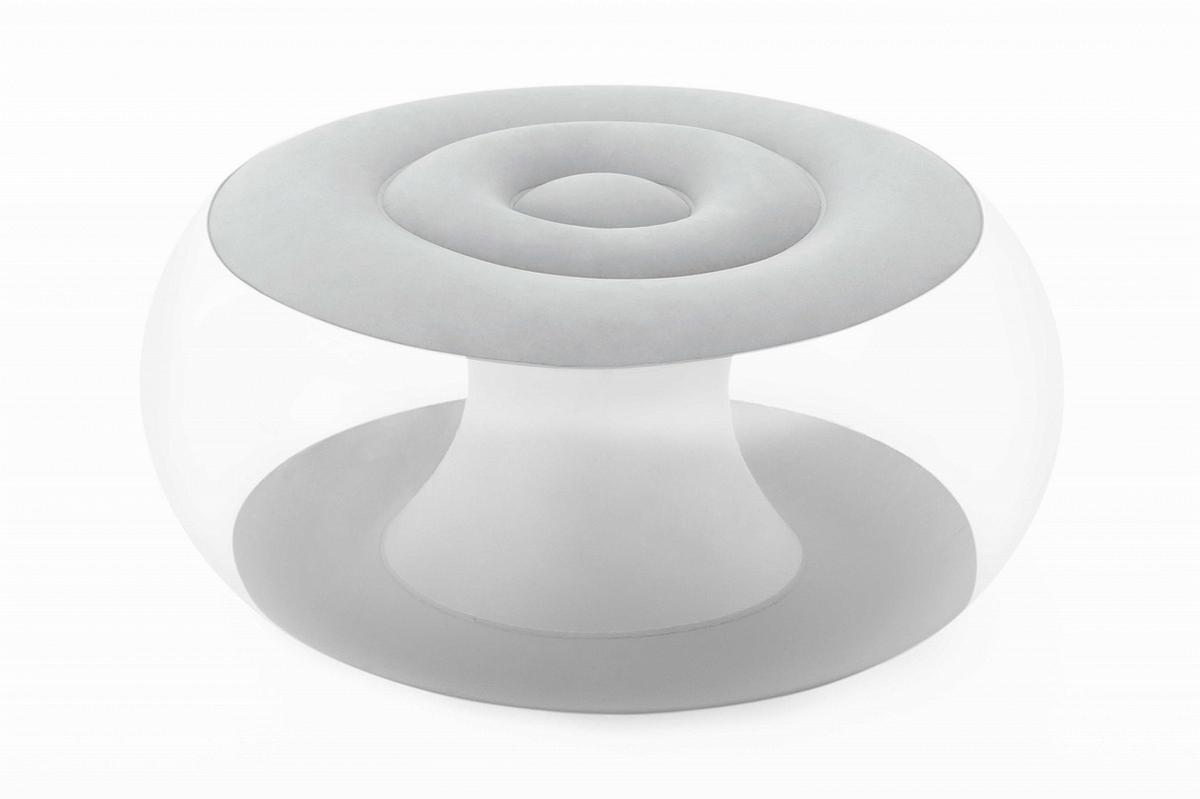 Надувное кресло с подсветкой Bestway Led Poolsphere 82x82x41см 75085 фото
