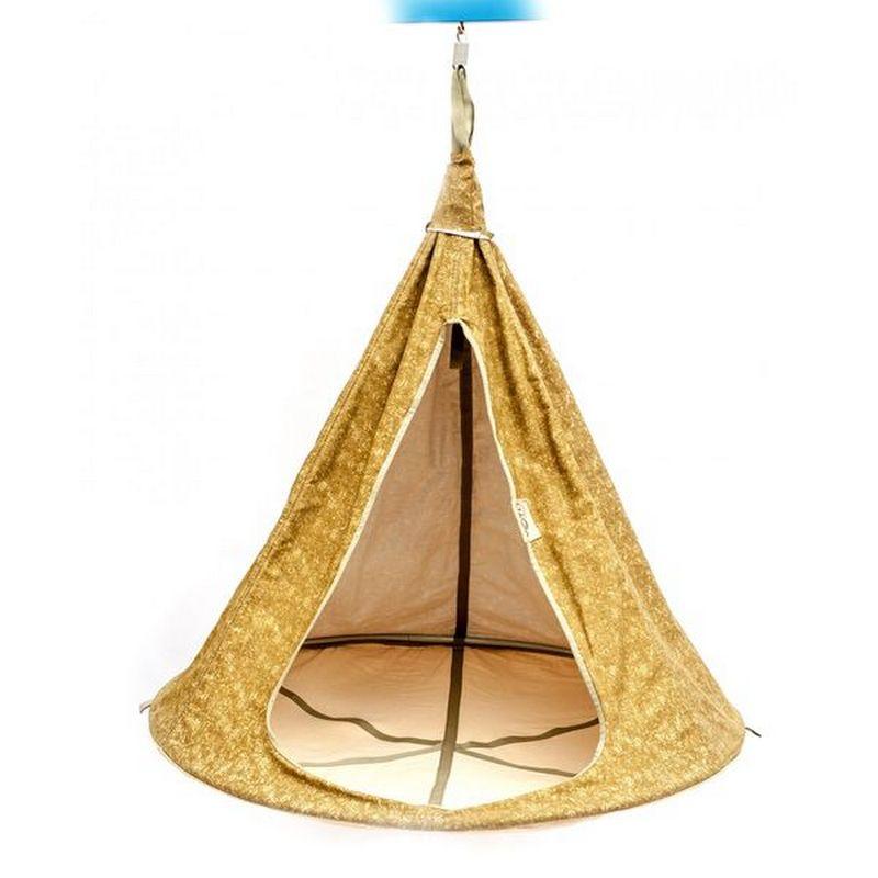 Гамак Kettler G136Y Kett-Up подвесной диаметр 110 см, золотой