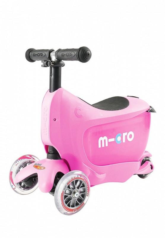Самокат Micro Mini2go Pink