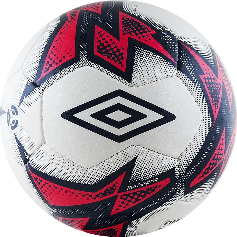Мяч футзальный профессиональный р.4 Umbro Neo Futsal Pro 20864U-FNF мяч футзальный профессиональный р 4 umbro neo futsal pro 20864u fnf