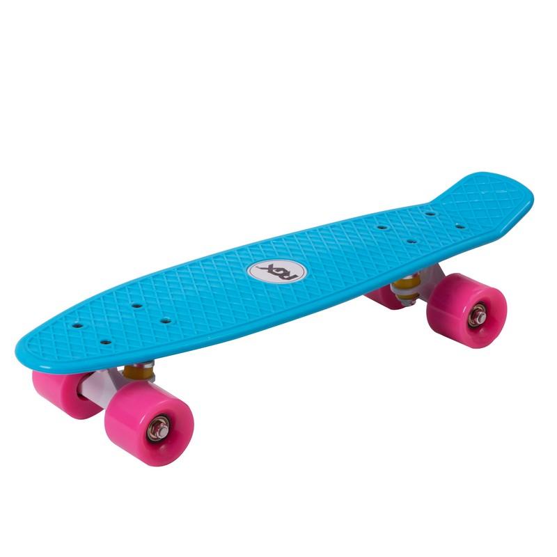 Мини-круизер RGX PNB-01 Blue скейтборд rgx small 2