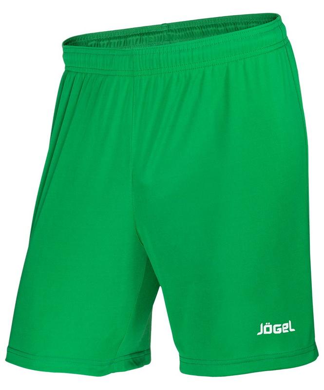 Купить Шорты футбольные Jögel детские JFS-1110-031 зеленыйбелый,